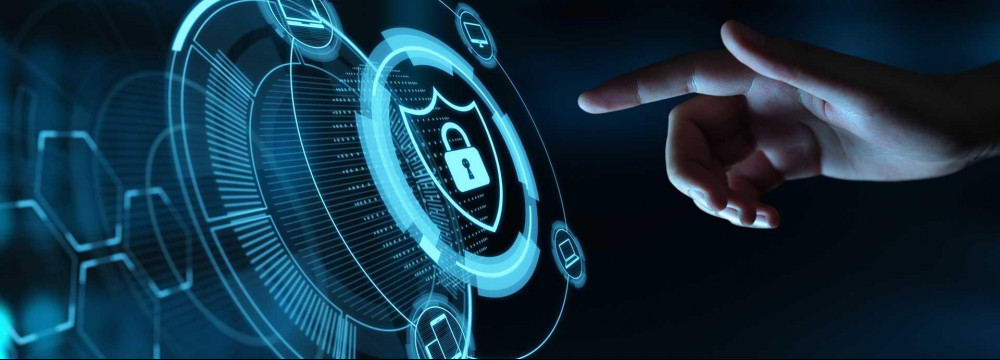 Cyber security used to protect data
